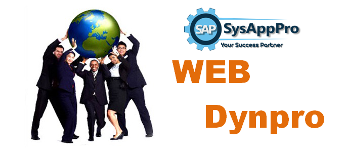 Best SAP Web DynPro training institute in Noida