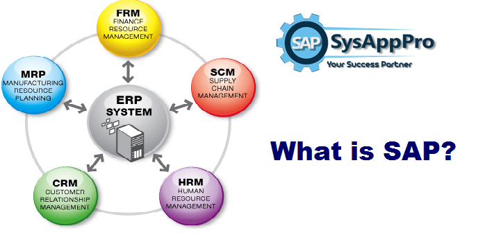 SAP stands for-SysAppPro Training Institute Noida